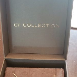 EF Collection Jewelry - EF Collection 14k Gold necklace